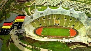 UEFA Euro 1988 Germany Stadiums