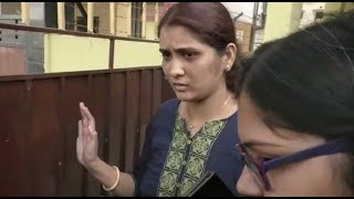 Police detained Anindita Pal
