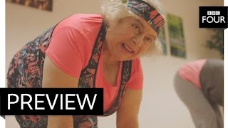 Farting in yoga class  - Bucket: Episode 4 Preview - BBC Four