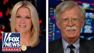 Bolton on replacing McMaster as national security adviser