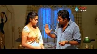 Cheppalani Vundi Scene - Prakash Raj Misbehavior With Vani - Vadde Naveen, Raasi