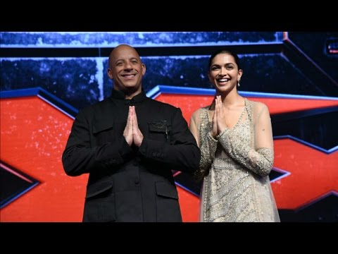 Xxx Mp4 Vin Diesel In Desi Avatar At Press Conference Of XXx The Return Of Xander Cage India Premier 3gp Sex