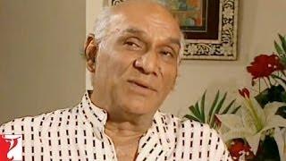 Yash Chopra in conversation with Karan Johar - Part 1   Daag