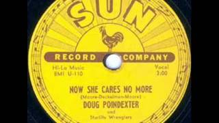 Doug Poindexter and Starlite Wranglers  She Cares No More  SUN 202