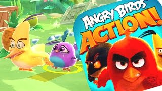 ARE THESE GETTING EASIER?!? - Angry Birds Action Levels 47-52 - Angry Birds Movie Game (IOS/ANDROID)