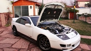 Nissan Fairlady 300zx Twin Turbo Sound Acceleration