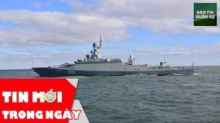 Tin Tức Quân Sự  - So Sánh  F14 Của Myanmar Và Gepard 3 9 Của Việt Nam:  Chiến Hạm Nào Mạnh Hơn