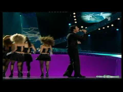 Eurovision 2003 13 Israel Lior Narkis Words Of Love 16 9 HQ
