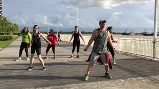 DYING INSIDE TO HOLD YOU - Timmy Thomas / FITNESS DANCE with iFit Crew Sibu, Malaysia.