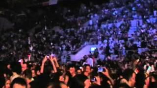 La ola del público   Lady Gaga Monster Ball Tour @ Barcelona 7-12-2010