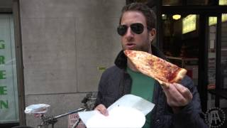 Barstool Pizza Review - Underground Pizza (Financial District)