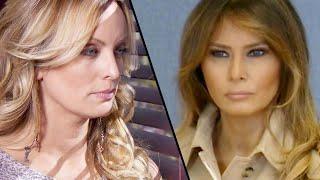 Melania Doesn't Believe Trump Had Sex with Stormy Daniels, Rudy Giuliani Says