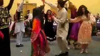 Attan song Zeek Afridi