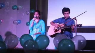 Proma Apu-Sabbir vaiya performance