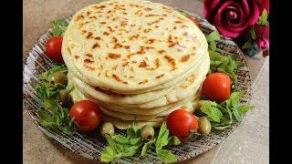 فطائر صباحية بدون فرن خفيفة كالقطن سهلة وسريعة التحضير بحشوة لذيذة مع رباح محمد ( الحلقة 404 )