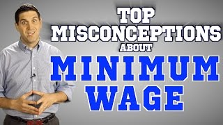 Minimum Wage Misconceptions with Jacob Clifford
