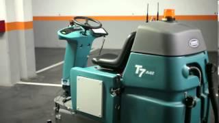 TECNALIA-Limaccio Autonomous cleaning robot