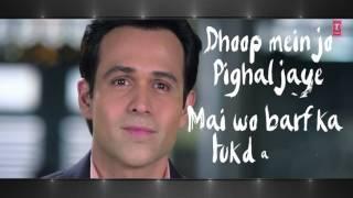 Jeetne Ke Liye Lyrical Video Song Azhar Emraan Hashmi, Nargis Fakhri, Prachi Desai video zone