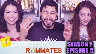 Permanent Roommates S02E05 Reaction w/ Achara & Hope!