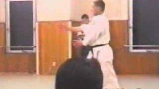 5th dan test gadi shor aikido japan yoshinkan יושינקאן