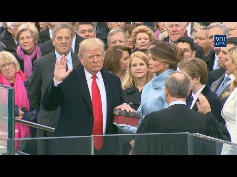 watch The Inauguration of the 45th President of the United States