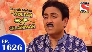 Taarak Mehta Ka Ooltah Chashmah - तारक मेहता - Episode 1626 - 11th March 2015