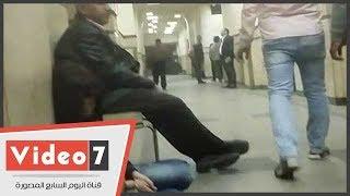 شاهد انهيار المطربة شيما بعد قرار حبسها: لو اتحبست يوم هموت