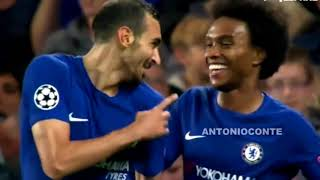 Chelsea vs Qarabag 6 0 All Goals & Highlight Extended UCL 2017 18via torchbrowser com