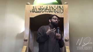 Khutbah: With every difficulty there is ease - Yasir Qadhi | 16th November 2012
