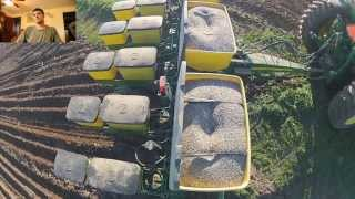Planting Corn and Soybeans
