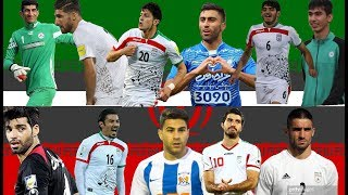 Iranian Player Of The Year 2017 | Jahanbaksh/Azmoun/Ghoochannejhad/…