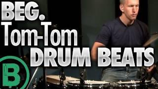 Beginner Tom Tom Drum Beats