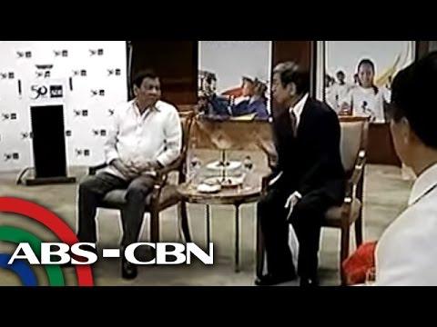 Bandila: Duterte, hindi nagmura sa talumpati sa ADB