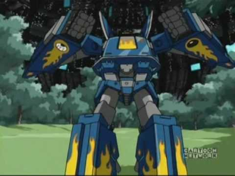 amv - megas XLR - I will die screaming