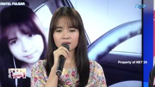 KRISTEL FULGAR NET25 LETTERS AND MUSIC Guesting - EAGLE ROCK AND RHYTHM