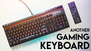 How is THIS Keyboard Different? -- HyperX Alloy Elite