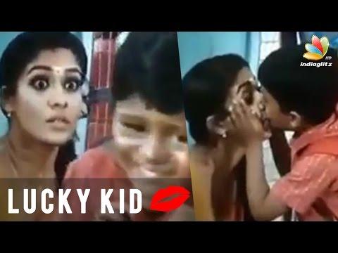 Xxx Mp4 Nayanthara Kiss On Lips By School Boy Thirunaal Movie Scene Hot Tamil Cinema News 3gp Sex