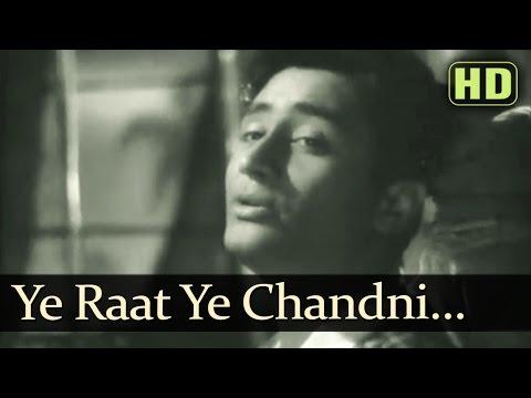 Xxx Mp4 Ye Raat Ye Chandni Phir Kahan Hemant Jaal Songs Dev Anand Geeta Bali SD Burman Hits 3gp Sex
