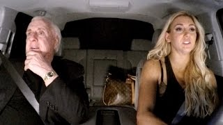 Ric Flair on daughter Charlotte's opponents on WWE Network