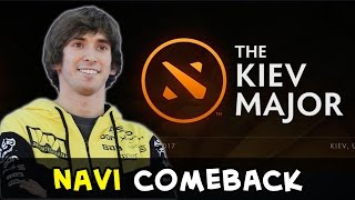 NaVi miracle comeback on Kiev Major Qualifiers group stage