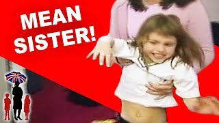 Supernanny | Naughty Sister Makes Mom Ignore Well Behaved Brother