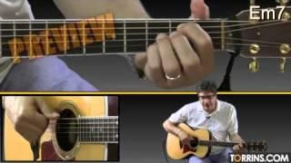 Te Amo Reprise Guitar Lesson PREVIEW (Dum Maaro Dum)