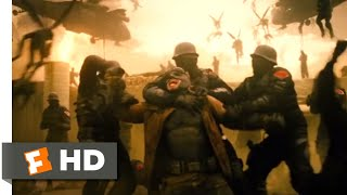 Batman v Superman: Dawn of Justice (2016) - The Knightmare Scene (1/10) | Movieclips