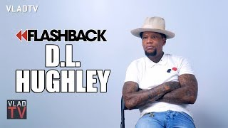 DL Hughley: We Let Killers Back in the NFL, Why Not Kaepernick? (Flashback)