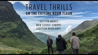 Travel Thrills on the Cutting Room Floor