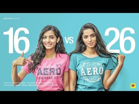 16 vs 26 Girl Formula Chai Bisket