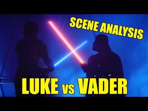 Xxx Mp4 Scene Analysis Luke Skywalker Vs Darth Vader In THE EMPIRE STRIKES BACK Updated 3gp Sex