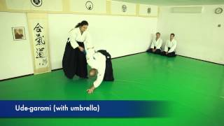 Yeshua Do Video #9 Self defense with Bogna Jordan