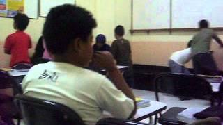 Suasana di Kelas 201 (6 SD 33) GO Baranang Siang, Bogor part 2