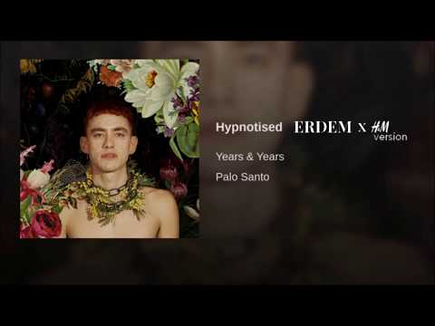 Hypnotised - Years & Years (ERDEM x H&M version)